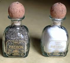Decorative Pepper Bottles Ingenious Ways to Reuse a Liquor Bottle 49