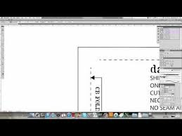 Video Adding Seam Allowance To Your Pattern Quickly Using Adobe