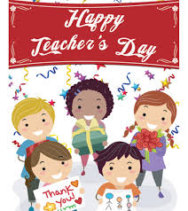 Happy Teachers Day Chart 8 Fun Games And Activities To Celebrate Teachers Day This Year