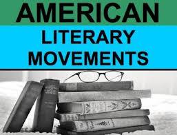 American Literary Movements Azsunset Literacy 4 12