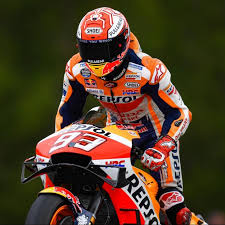 Marc márquez is a spanish motorcycle racer, who is well known for becoming the youngest person to ever win the motogp world championships in 2013. Marc Marquez Charitystars