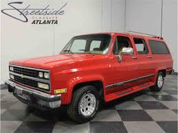 1985 Chevrolet Suburban for Sale | ClassicCars.com | CC-957529