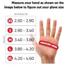 31 Efficient Level Gloves Sizing Chart