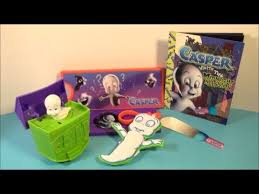 casperand 39 s scare school characters. 2001 casper the friendly ghost set of 4 wendys kids meal toys video review - youtube casperand 39 s scare school characters