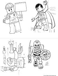 Small Picture lego batman 2 dc super heroes coloring pages for kidsFree