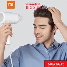 Máy sấy tóc Xiaomi Mijia Anion Simple H100 CMJ02LXW / CMJ02LXP 1600w cao  cấp Chống Xù/Rối Khô Tóc/ bổ sung ion âm giá cạnh tranh