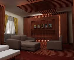 Wooden ceiling design for draw.