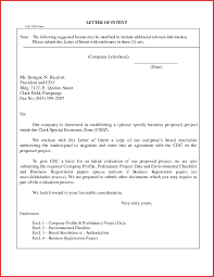 Sample Business Offer Letter Business Requirement Document Format