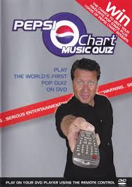 Pepsi Chart Music Quiz Play The Worlds First Pop Music