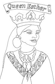 Queen Esther Coloring Pages Unique 10 Queen Coloring Page Eco