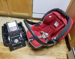 peg perego primo viaggio sip 30 30 infant car seat system with base euc