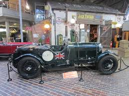 beaulieu national motor museum bentley