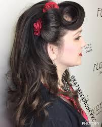 clic retro glam clic retro glam hairstyle