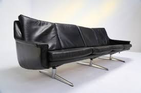 vintage couch for sale. Beautiful Sale Vintage Howard Keith Style 4 Seat Leather Sofa In Couch For Sale R