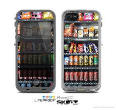 Apple Vending Machine New The Vending Machine Skin For The Apple IPhone 48c LifeProof Case