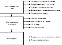 Особенности кадровой политики организации в части аттестации персонала Этапы проведения аттестации персонала
