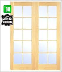 clever ideas 72 x 80 interior french doors prehung double menards bayscan org 72x80