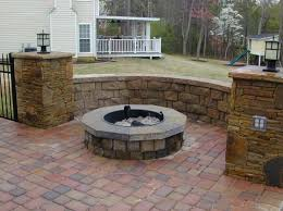 paver stone fire pit newnan stone supply 3 important questions to ask before building