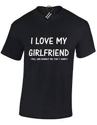 Boyfriend Girlfriend Shirt Designs I Love My Girlfriend Mens T Shirt Funny Design Boyfriend Gift Idea Quality Top Mens T Shirt Cool Tshirt Designs From Zhangjingxin28 15 7 Dhgate Com