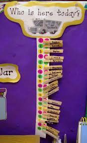 Attendance Chart Preschool Attendance Chart Attendance