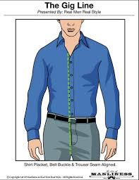 In The Shirt When And How To Tuck In Your Shirt Business Insider