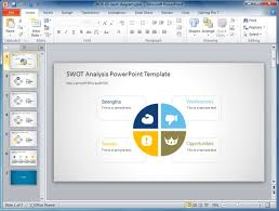 Nice Powerpoints How To Present Swot Analysis In Powerpoint