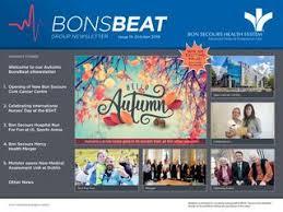 Bons Beat September 2019 By Bon Secours Issuu