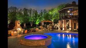 pool lighting design. Outdoor Swimming Pool Lighting Design Youtube Best House
