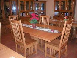 Mission Furniture Amish Furniture Rochester NY - Amish oak dining room furniture