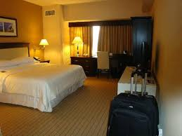 Tried to the whole room Picture of Sheraton Garden Grove