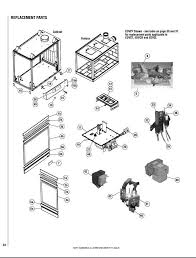 lennox edvcl edvcr replacement parts and accessories