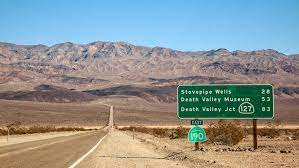 How to Get to Death Valley Without ...