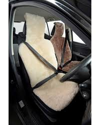 sheepskin car seat cover natural car accessories