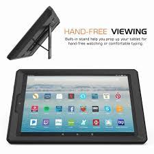 Hộp MoKo Tất Cả Để New Amazon Fire HD 10 Máy Tính Bảng (7th Thế Hệ, Phát  Hành Năm 2017/2019) [[Nặng]] Chống Sốc Toàn Thân Chắc Chắn Bao|Tablets &  e-Books Case