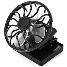 Solar Power Cooler Aliexpresscom Buy New Mini Clip On Solar Powered Fan Panel