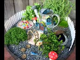 Small Picture Fairy Garden Ideas I Fairy Garden Accessory Ideas YouTube