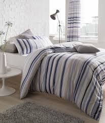 blue and white striped duvet cover uk sweetgalas for blue and grey duvet covers