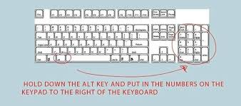 How To Make Tm Symbol Useful Info How To Make Symbols With Keyboard Alt 0153