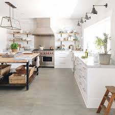 polished concrete floor kitchen. Interior: Cement Kitchen Floor Elegant Furniture Concrete Thickness Poured Polished Much With 17 From