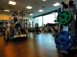 fitness center lighting to keep