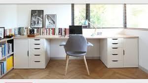 Ikea office inspiration Shaped Stunning Chernomorie Photo Of Ikea Hack Ek Alex Shelf Nipen Table Legs My Diy Desk For