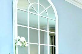 wall mirrors hobby lobby framed wall mirrors arched window mirror home decor arch mirror wall hanging
