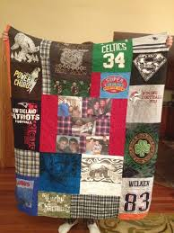 21 best Southwestern Quilts and Textiles images on Pinterest ... & Tee shirt photo quilt in memory of a friends little boy Adamdwight.com
