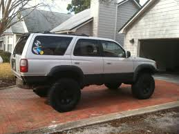 Stock and Lifted Ride Height - Toyota 4Runner Forum - Largest ...