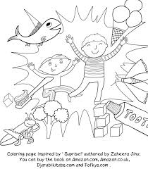 Free Download Coloring Pages From Our Childrens Books Djarabi