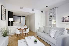 3 Tips And 34 Examples To Unite The Kitchen And The Living Room Contemporary Open Plan Kitchen Living Room