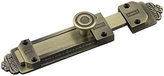 Lzttyee <b>European Zinc Alloy</b> Antique Security Sliding Bolt Lock ...