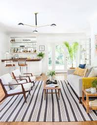 comfy brown wooden sunroom furniture paired. Emily Henderson Griffith Park Traditonal Modern Italian Sunroom Reveal 22 Comfy Brown Wooden Furniture Paired R