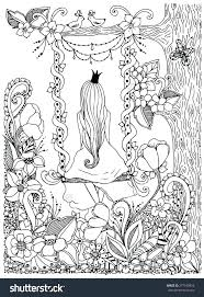 Relaxing Adult Art Therapy Coloring Book Pages Pdf Free Printable ...