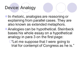 example of analogy essay persuasive essays sample how to write example example of analogy essay
